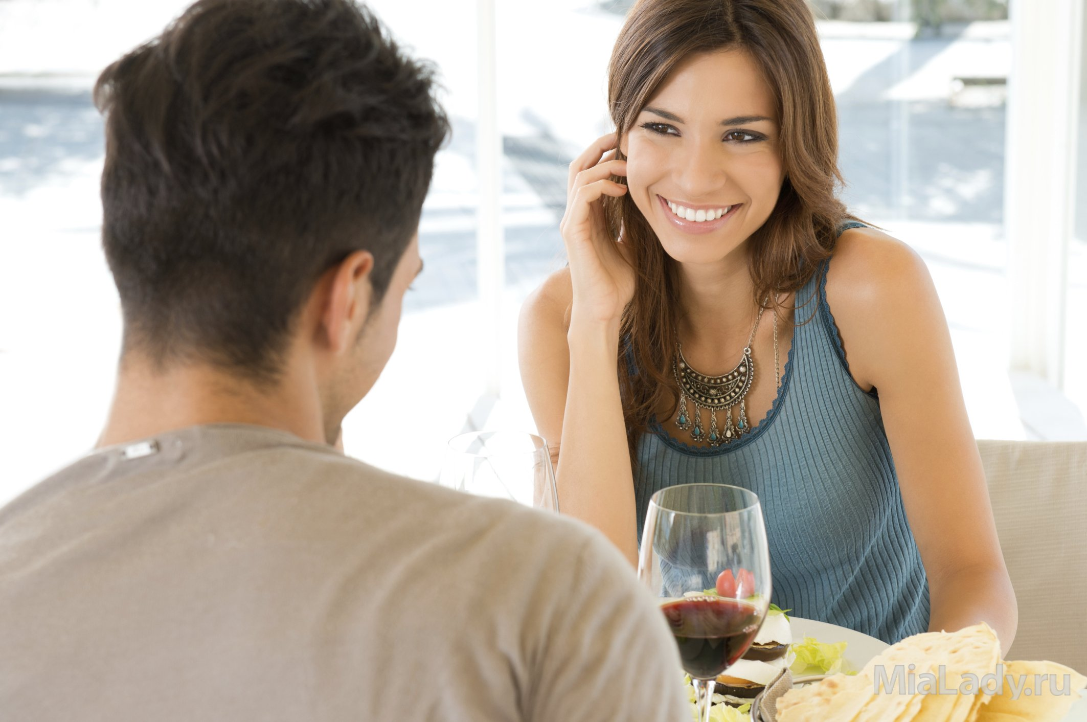 First online dating tips